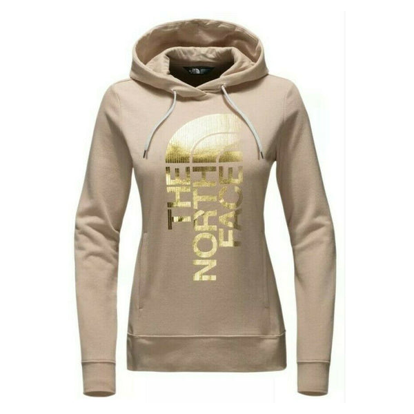 The North Face Women's Trivert Gold Foil Hoodie