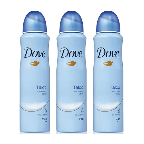 Dove Deodorant 150 ml 3-PACK Women