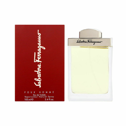 Salvatore Ferragamo By Salvatore Ferragamo For Men EDT 3.4 oz 100 ml