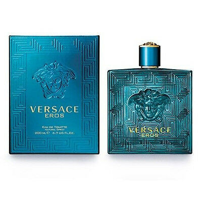 Versace Eros EDT 6.7 oz 200 ml Men