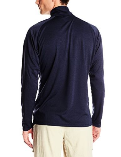 Columbia Sportswear Men's Royce Peak Half Zip Knit Shirt