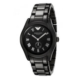 Emporio Armani Women's Black Ceramic Watch (AR1402)