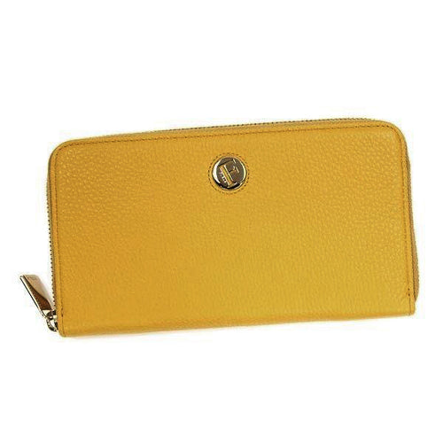 Furla Ph25 Piper XL Zip Around Long Wallet Saffron (758877)