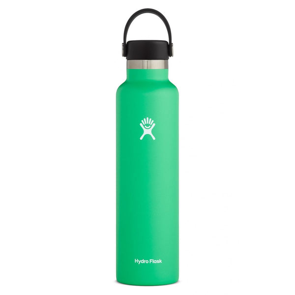 Hydro Flask Standard-Mouth Water Bottle with Flex Cap, Spearmint - 24 fl. oz.