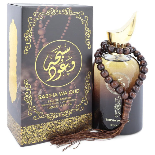 Rihanah Sab'ha Wa Oud EDP 3.4 oz 100 ml Women