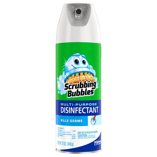 Scrubbing Bubbles 12 oz. Multi-Purpose Disinfectant Spray