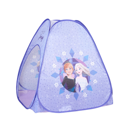 Disney Frozen 3 Piece Tent Set ( Tent Set with Pillow and Flashlight)