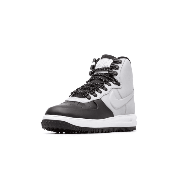 finest selection d385f 66833 ... Nike Lunar Force 1 Duckboot 18 Black Wolf Grey (BQ730 002) ...