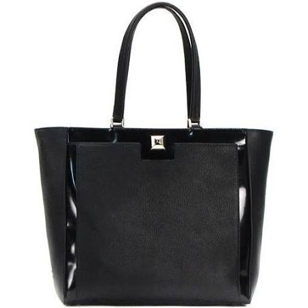 Furla Women's Cortina Medium Tote Onyx (740727)
