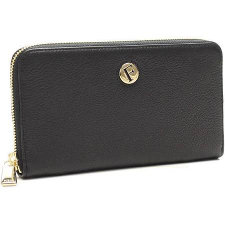 Furla Ph25 Piper XL Zip Around Long Wallet Onyx (758876)