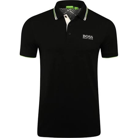 Hugo Boss Paddy Pro Stretch Short-Sleeve Polo Shirt