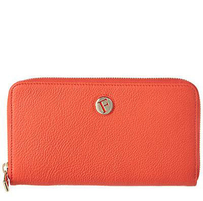 Furla Ph25 Piper XL Zip Around Long Wallet Hibiscus (758874)