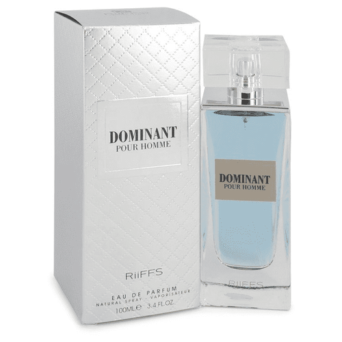 Riffs Dominant Pour Homme EDP 3.4 oz 100 ml Men