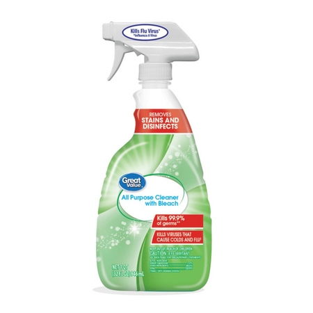 Clean Shower Daily Shower Cleaner Fresh Scent 32 oz