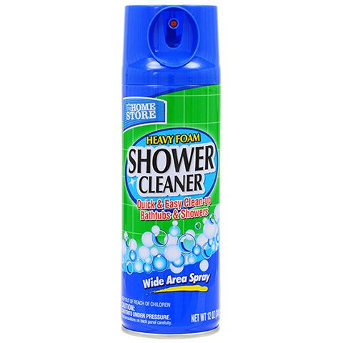 Heavy Foam Shower Cleaner 12 oz