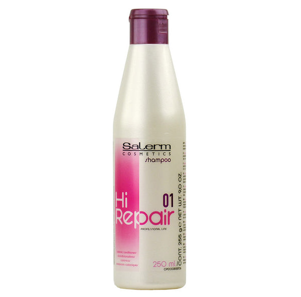 Salerm Hi Repair 01 Shampoo 9.0 oz 250 ml