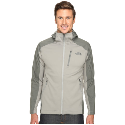The North Face Men's Tenacious Hybrid FZ Jacket Moon Mist Grey