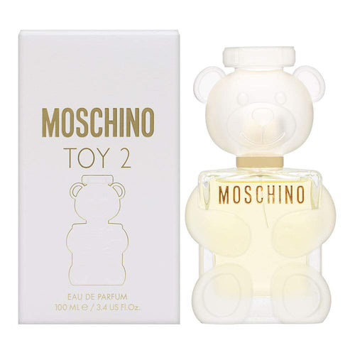 Moschino Toy 2 for Women Eau De Parfum Spray, 3.4 oz - 100 ml