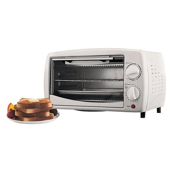 4-Slice Toaster Oven White by Brentwood
