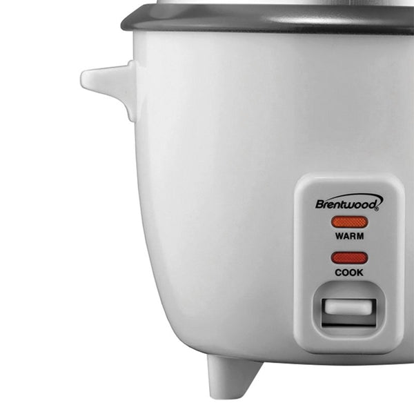 Rice Cooker/Steamer Size 10 Cups By Brentwood