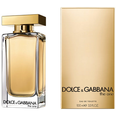 Dolce & Gabbana The One EDT 3.3 oz 100 ml Women