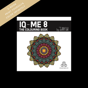 IQ-ME (e-book version) - Print Your Own IQ-ME