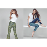 Jeans For Refugees shot by John Swannell