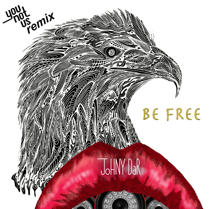 JOHNY DAR - BE FREE                             (YOUNOTUS REMIX)