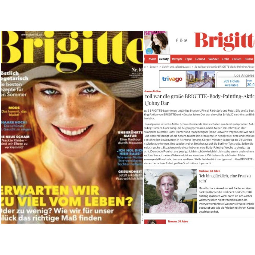 BRIGITTE - GERMANY