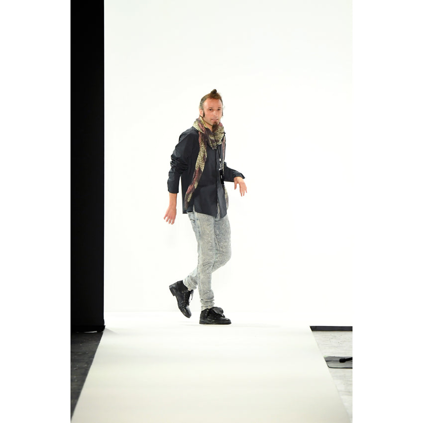 Fashion Week NYC SS16: Jeans For Refugees