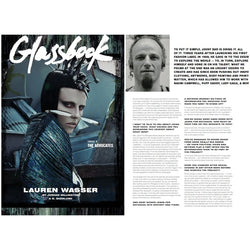 GLASSBOOK MAGAZINE - USA