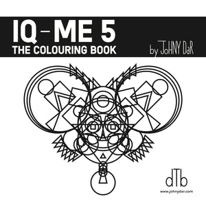 IQ - ME 5 | The colouring book