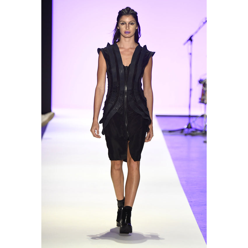 Fashion Week New York City SS16: Johny Dar