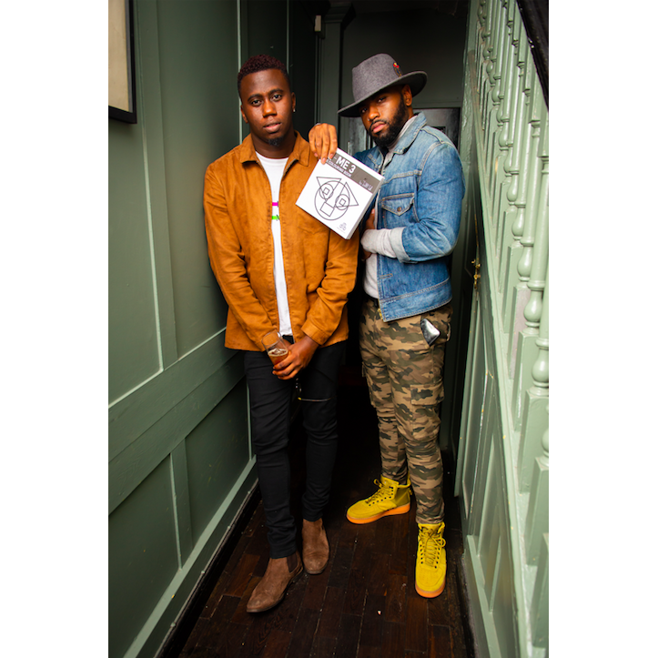 Johny Dar x Blacks: 'Where the future starts' launch event @ London Fashion Week