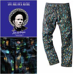 Tom Waits' Jeans For Refugees