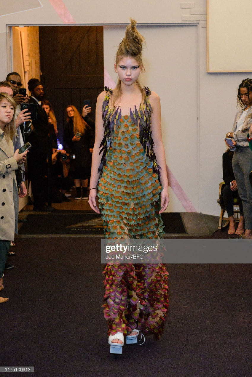London Fashion Week SS20: Sensoria by Johny Dar