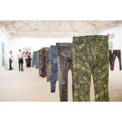 Exhibition: 'Jeans For Refugees' at Saatchi Gallery London
