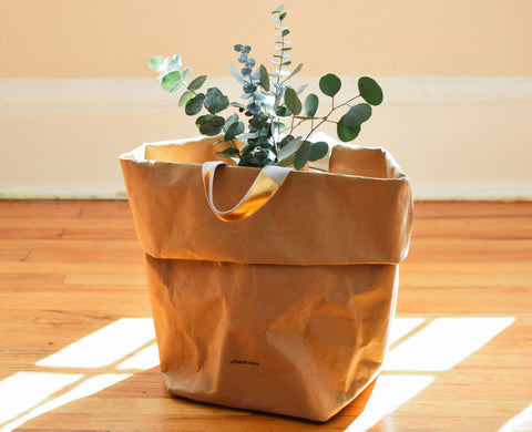 Happy Earth Day! Here's The Last Shopping Tote You'll Ever Need