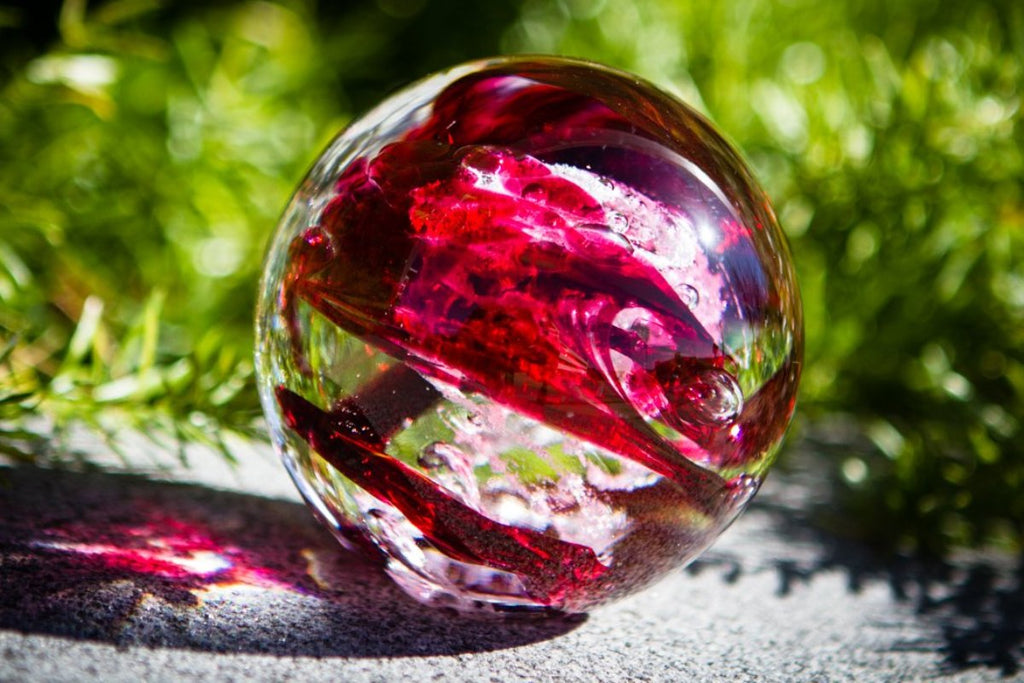 Glimmer Paperweight