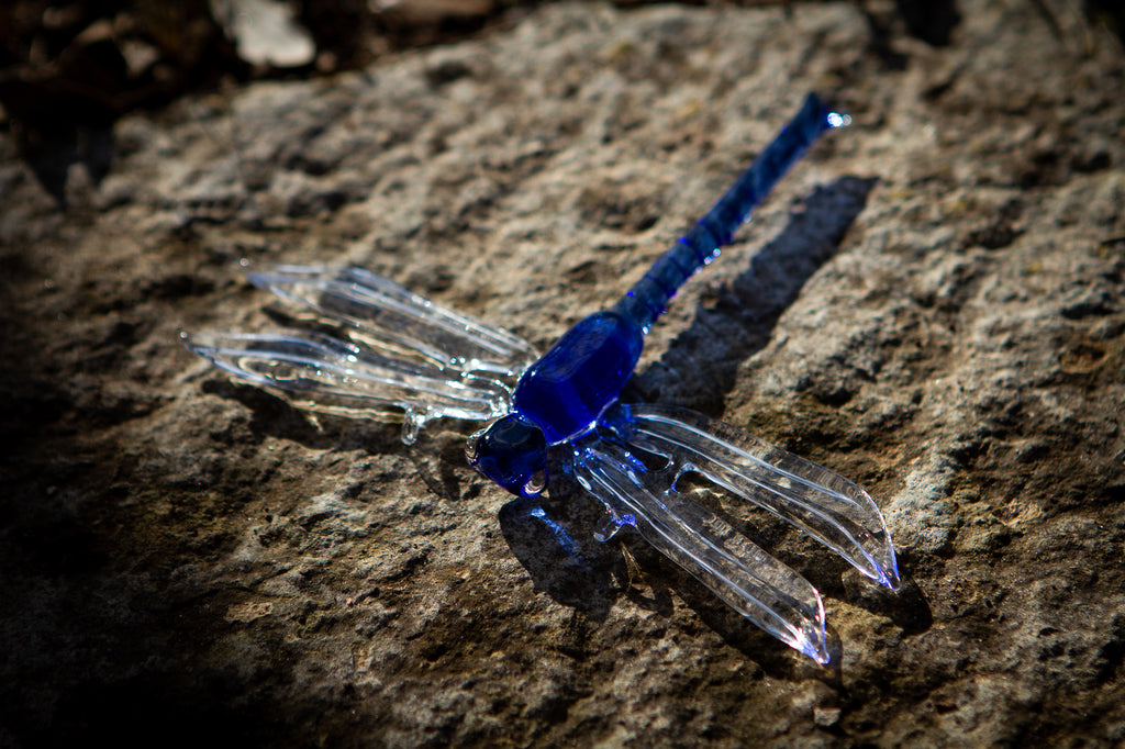 glass dragonfly