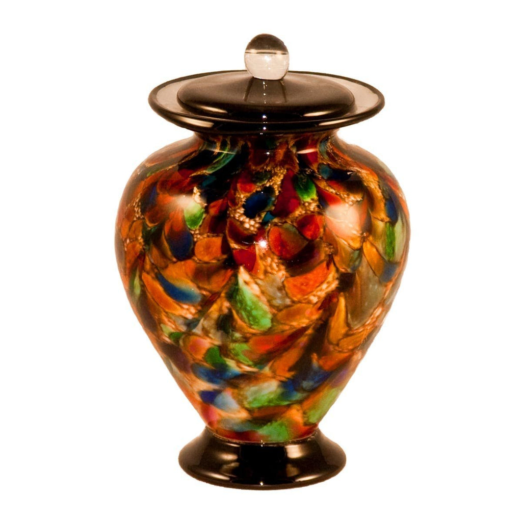 Autumn Amato Handblown Glass Urn - Cremation Jewelry | $329.00