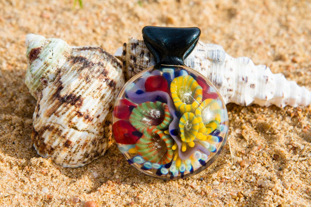 atlantic-coral-pendant-with-infused-cremation-ash
