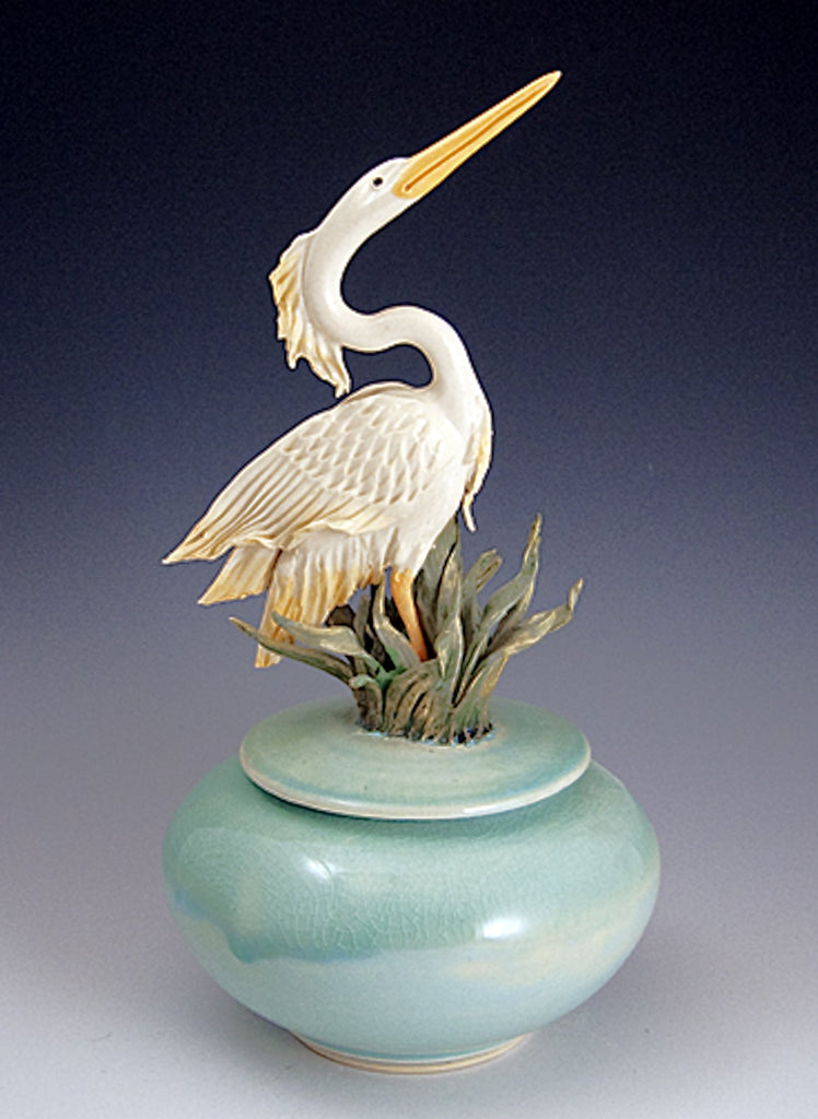 handmade-ceramic-urn-jar-for-ashes-of-loved-ones-with-handsculpted-ceramic-heron