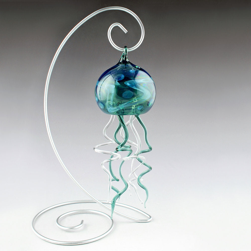 Jelly Fish Sculpture