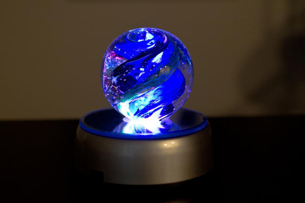 Wood Resin Night Light