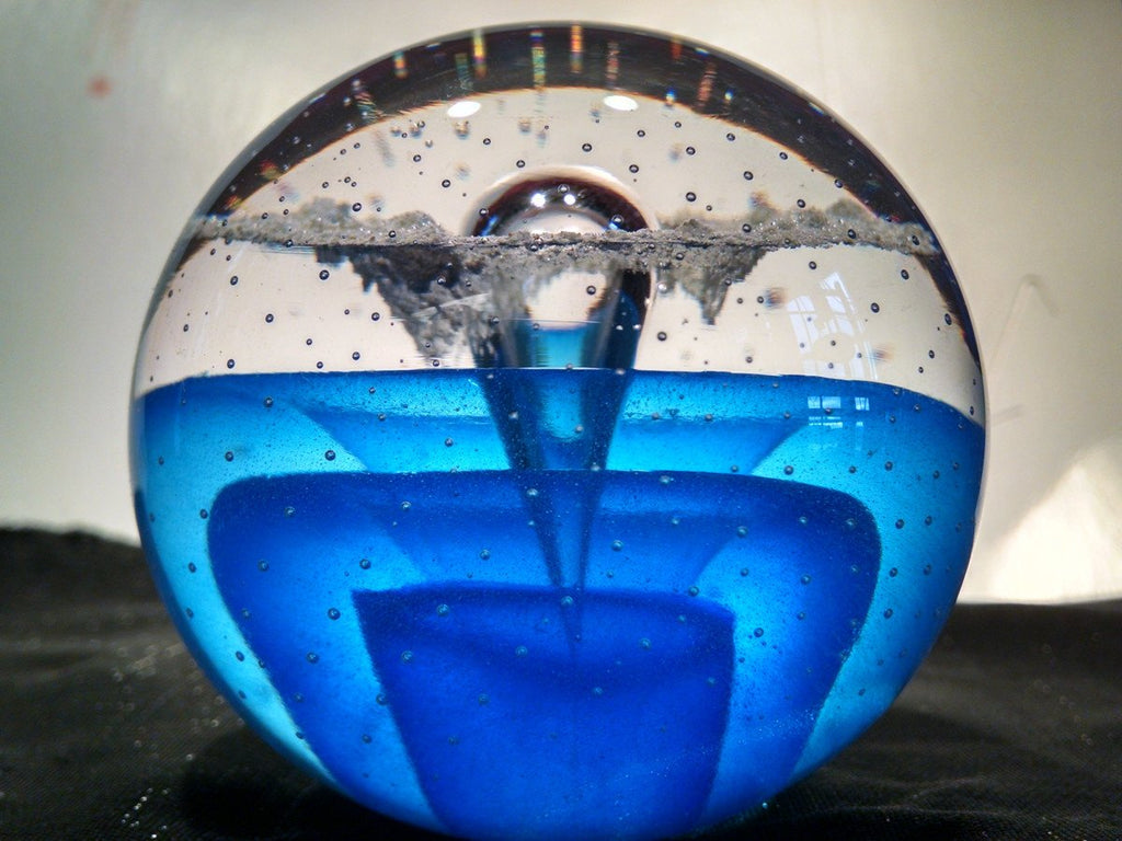 veiled-blue-memorial-glass-paperweight-with-cremains-ash-from-person-dog-or-cat-1