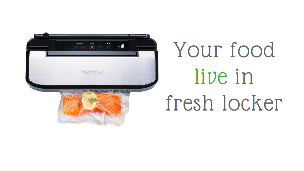 freshlocker vacuum sealer
