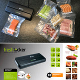 Freshlocker Vacuum Sealer #VS90 Black - freshlocker