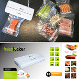 Freshlocker Vacuum Sealer #VS90 White - freshlocker