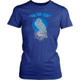 Your Flesh Tattoo, Spilling Heart Eagle - Women's Tee